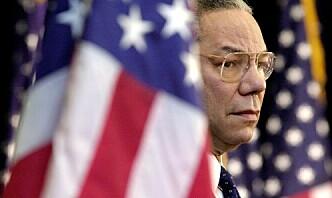 Falske rykter om koronavaksinen bredte om seg etter Colin Powells død
