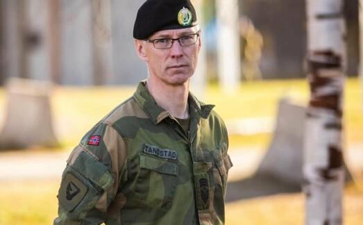 Ny sjefssersjant ved Hærens våpenskole