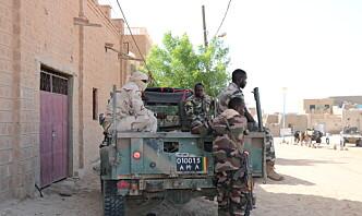 Pandemien fører flere barn ut i væpnede konflikter i Sahel