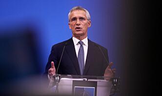 Forsvarsministeren møter atompress i Nato