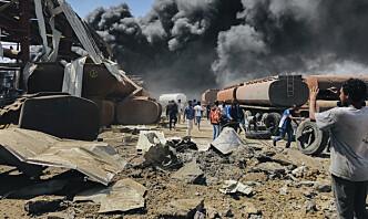 Nye luftangrep i Tigray i Etiopia