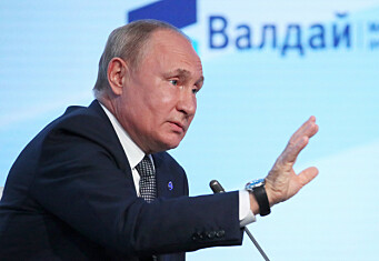 Putin trenger ikke bekymre seg for ukrainsk Nato-medlemskap, sier Stoltenberg