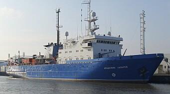 Russisk aktivitet langs norskekysten bekymrer
