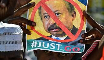 Militæret oppløser regjeringen i Sudan – statsministeren tatt til fange