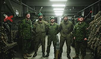 Norsk seier i Nato-konkurransen Iron Spear