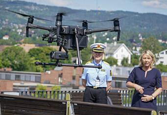Amerikansk myndighetsorgan om DJI-droner: «Potensiell nasjonal sikkerhetstrussel»