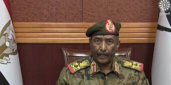 Sudan-møte i Sikkerhetsrådet tirsdag