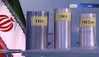 Nye atomsamtaler mellom EU og Iran
