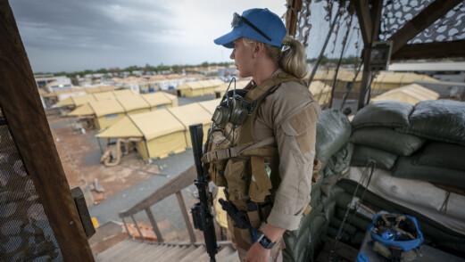 USA advarer Mali mot å hyre russiske leiesoldater