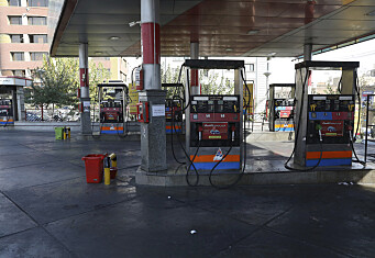Hackerangrep i Iran slo ut landets bensinstasjoner