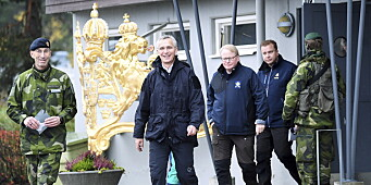 Stoltenberg i Sverige: – Sveriges samarbeid med Nato har økt