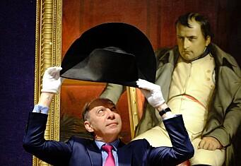 Denne hatten gikk for 2,3 millioner kroner