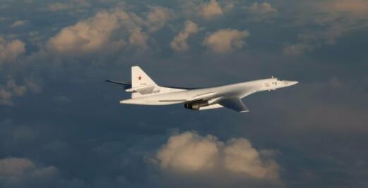 Identifiserte russiske bombe- og jagerfly utenfor norskekysten